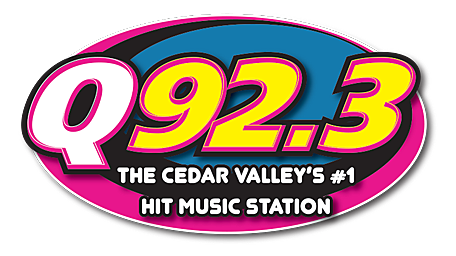 Q92.3 - The Cedar Valley's #1 Hit Music Station